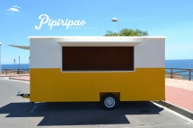 Food Truck-Remolque