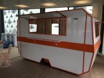 Food Truck-espacio trabajo