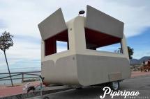 Food Truck modelo bondwood