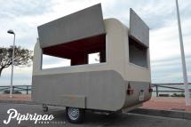 Food Truck-Retro-Remolque