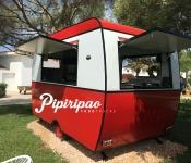 Food Truck Modelo Vintage