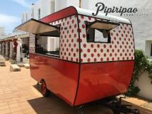 Food Truck-retro