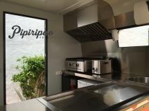 Food Truck-espacio privado